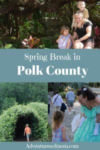 Spring Break in Polk County