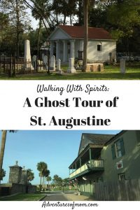 St. Augustine Walking Ghost Tour