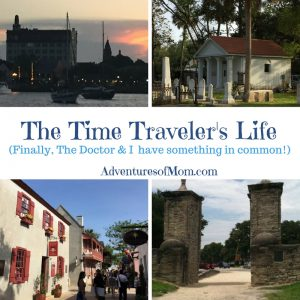 The Time Traveler's Life: St. Augustine