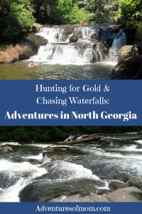 Hunting for Gold & Chasing Waterfalls: Adventures in North Georgia