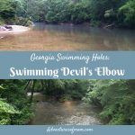 Georgia Swimming Holes: Swimming Devil's Elbow