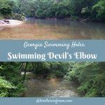 Georgia Swimming Holes: Swimming Devil's Elbow