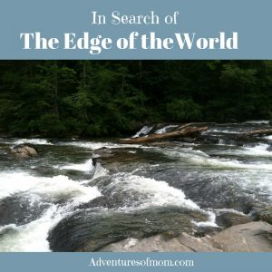 In Search of the Edge of the World