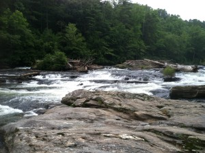 Edge of the World Rapids
