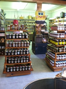 Jams, Jellies and other canned goods, Helen GA