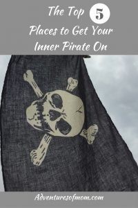 Top 5 Places to Unleash Your Inner Pirate