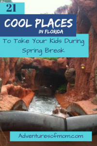 21 Cool Places in Florida to Take Your Kids for Spring Break