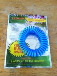 Bug repellant bracelet product review