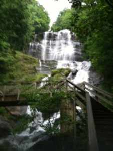Worth the hike: Amicalola Falls State Park