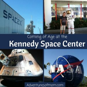 Kennedy Space Center: Revisioned for Family Fun