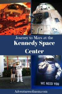 Exploring Mars at the Kennedy Space Center