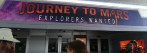Journey to Mars Exhinition at Kennedy Space Center