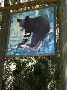 Black Bear Wilderness Area Trailhead, Sanford, FL
