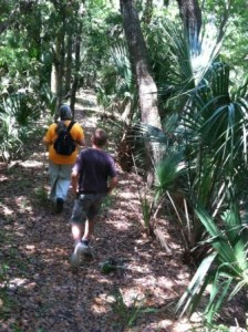 Black Bear Wilderness Area, Sanford Florida