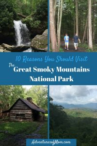 10 Reasons You Should Visit the Great Smoky Mountains National Park