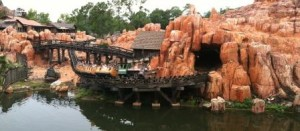 Thunder Mountain Railroad, Walt Disney World