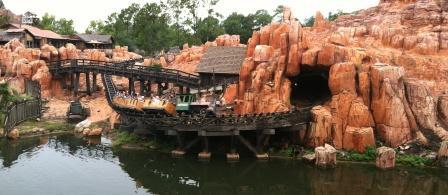 Thunder Mountain Railroad, Walt Disney World