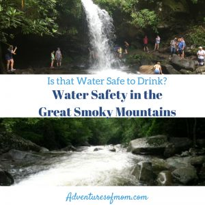 Water Safety in the Smoky Mountains