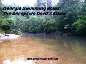 Georgia Swimming Holes: The Deceptive Devil's Elbow