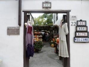 Shop on St. George Street