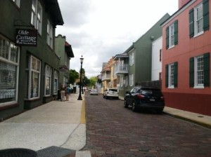 Old City of St. Augustine, Florida