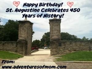 Happy Birthday! St. Augustine celebrates 450 years of history