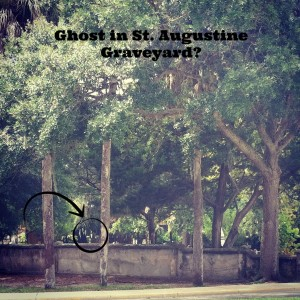 Ghost hunting in St. Augustine