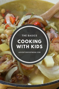 How to Teach Your Kids to Cook: The Basics