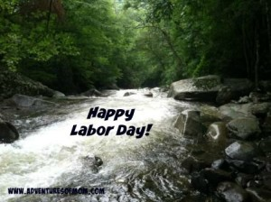 Happy Labor Day! From the AdventuresOfMom.com