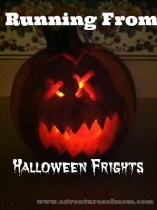 Avoiding Halloween frights