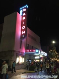 The Light Up Ocala Festivities stretched from Historic Marion Theater, to Citizens Circle and across Highway 40