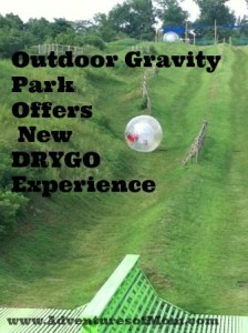 Outdoor Gravity Park unveils new DRYGO experience