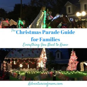 Christmas Parade Guide for Families