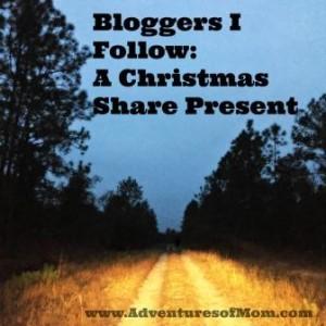 Bloggers I follow: A Christmas Share