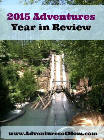 Adventures of Mom 2015 Year in Review