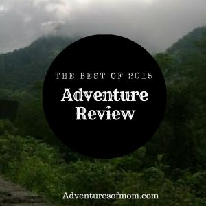 The Best of 2015 Adventure Review