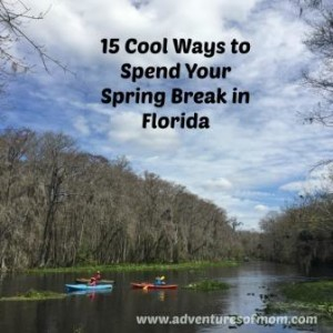 Cool ideas to spend your Spring Break in Florida