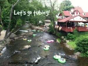 The Adventures of Mom Guide to Tubing in the Southeast