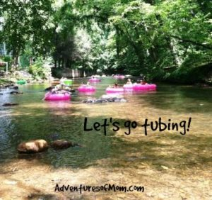 Ways to stay cool this summer: go river tubing!