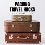 7 Packing Travel Hacks for Families