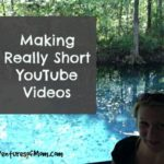 Making short YouTube Videos