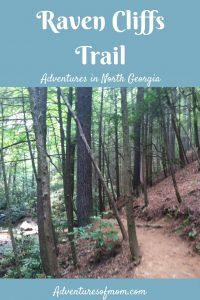 Raven Cliffs Trail: Family Hiking in Georgia