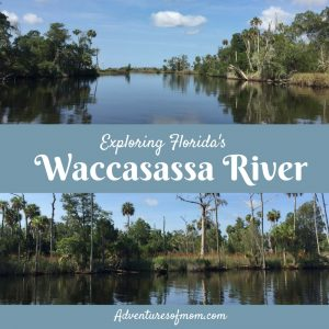 Exploring Florida's Waccasassa River (Video)
