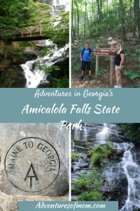 Adventures at Georgia's Amicalola Falls State Park
