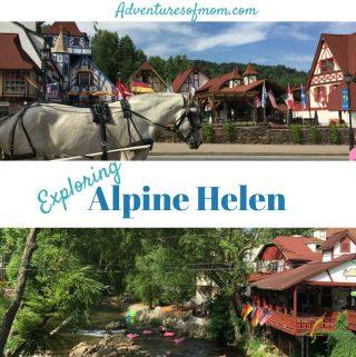 Exploring Alpine Helen