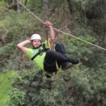 David, our Zip Line Guide at Canyon Zip Lines & Canopy Tours