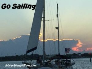 Sailing in Florida