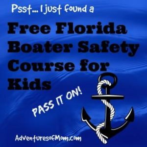 Apparently anyone born in 1988 or later needs to be certified in a Florida Boating Safety.