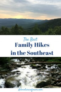 The Best of Family Hikes in the Southeast