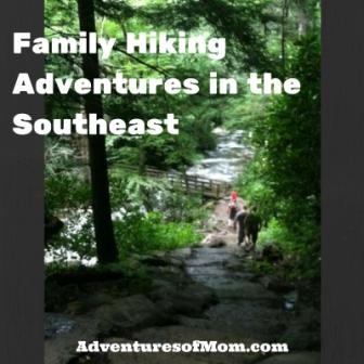 Family Hiking Adventures in the Southeast